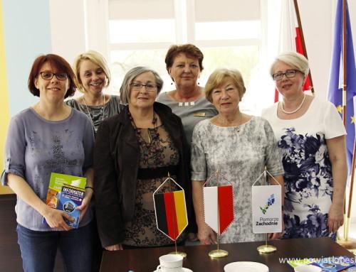 Spotkanie w Szczecinie i Łobzie z Jenny Busch