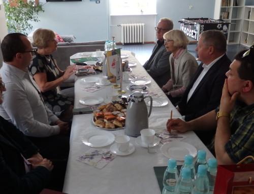 Wizyta delegacji niemieckiej z Berlina – Brandenburgii