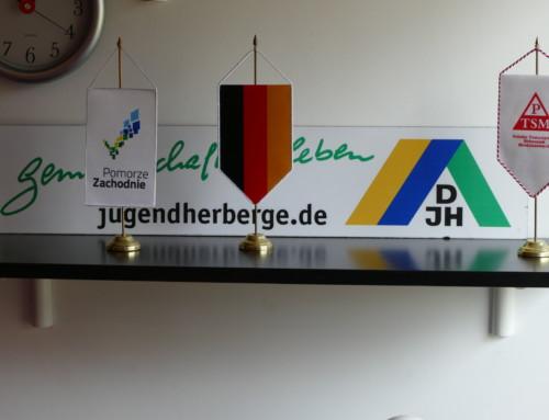 Spotkanie z przedstawicielami Niemieckiego Stowarzyszenia Schronisk Młodzieżowych w Berlinie