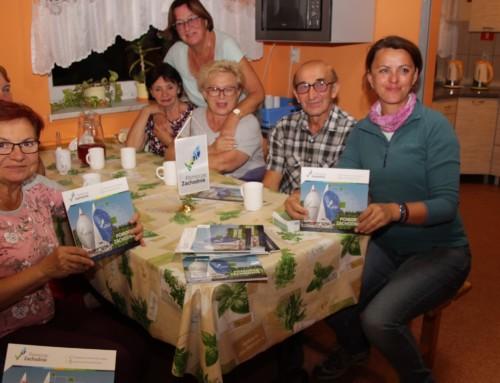 Projekt dla seniorów w Beskidzie Żywieckim 13-16.09.2019 r.