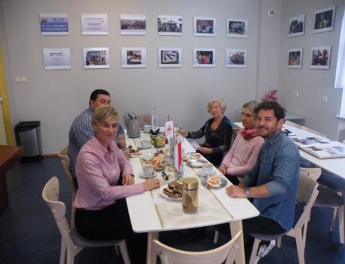 28.11. – wizyta w Szczecinie przedstawicieli Niemieckiego Stowarzyszenia Schronisk Młodzieżowych w Berlinie Brandenburgii
