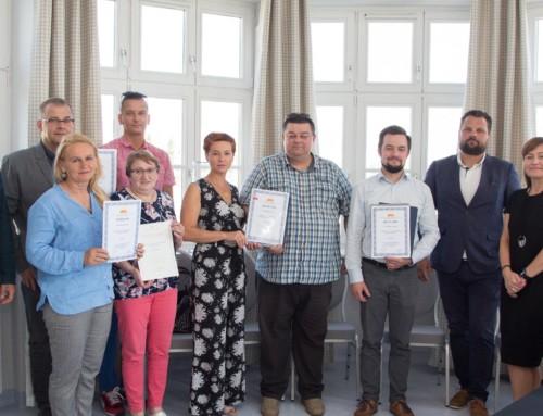 Podsumowanie Ogólnopolskiego Współzawodnictwa Szkolnych Schronisk Młodzieżowych